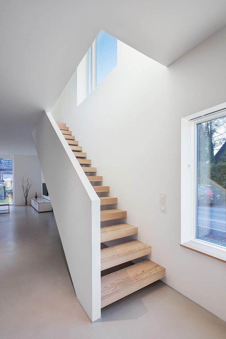 Erste Sahne: Wohnhaus mit tortenförmigem Grundstück