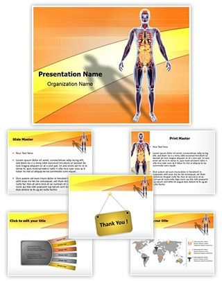 8 best Digestive System Powerpoint Templates images on Pinterest - brain powerpoint template