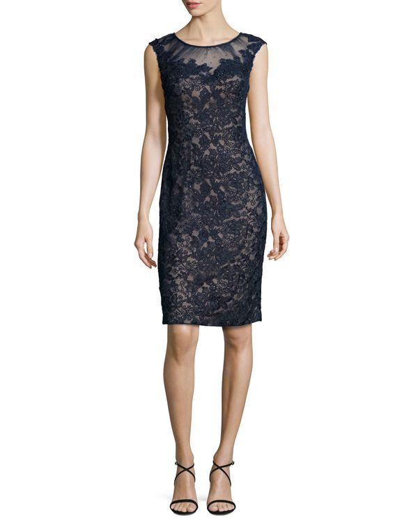 Cocktail Dresses For Athletic Bodies