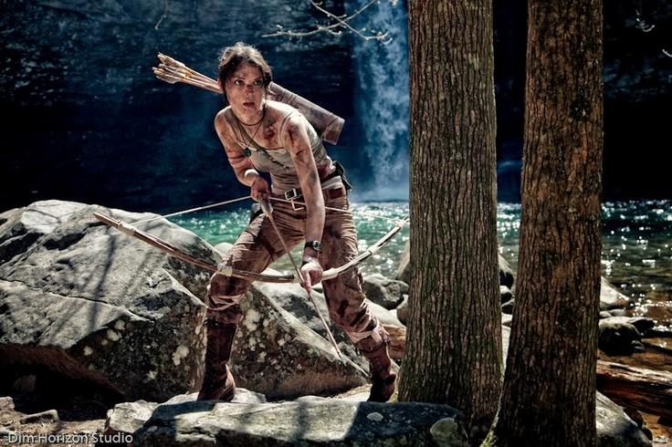 Bad Ass Lara Croft Cosplay | eoghann.com