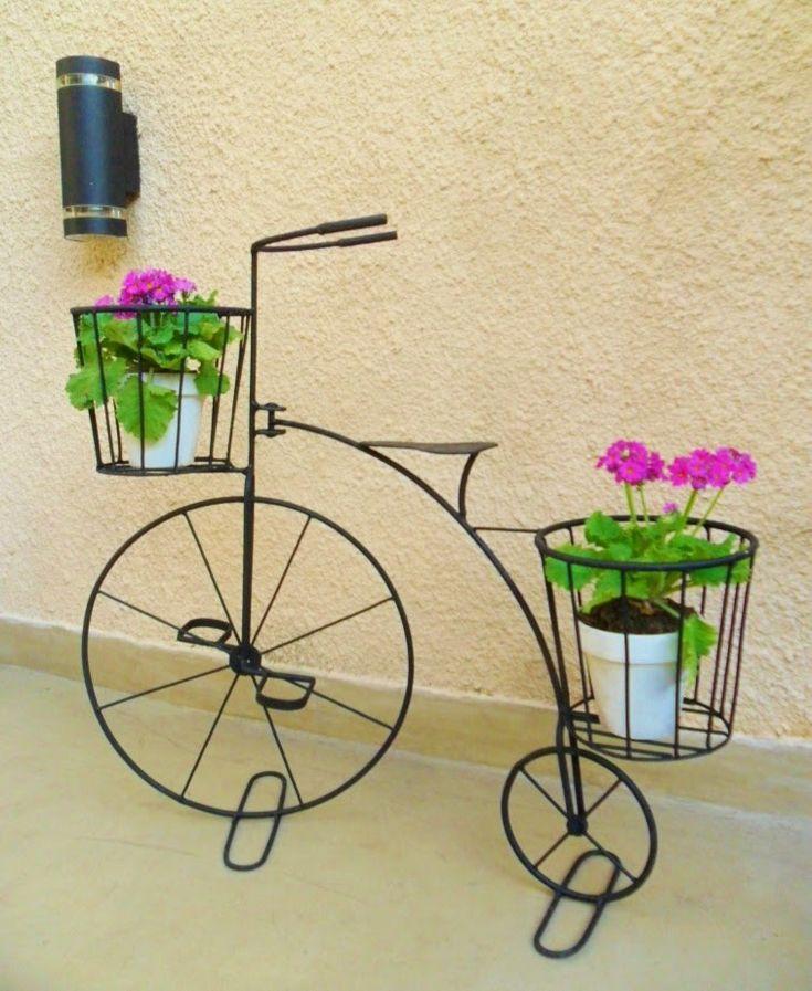 Bicicletas antiguas con portamacetas: Tienda Deco C