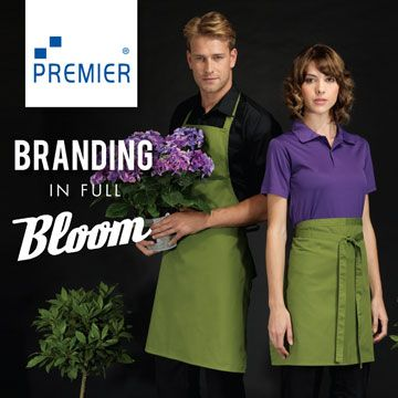 Mix and match with two colours to create a fantastic uniform from Premier Workwear.