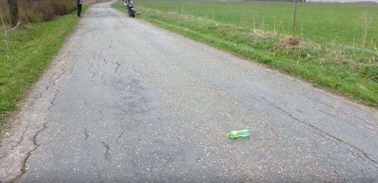 Lačnov: Miesto na Slovensku, kde sa fľaše s vodou kotúľajú hore kopcom | interez.sk