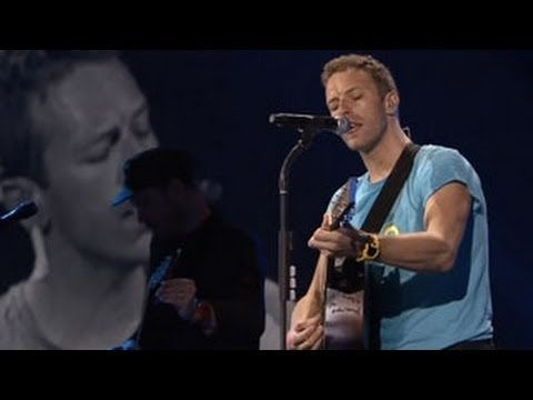 Coldplay - Violet Hill (UNSTAGED) - YouTube