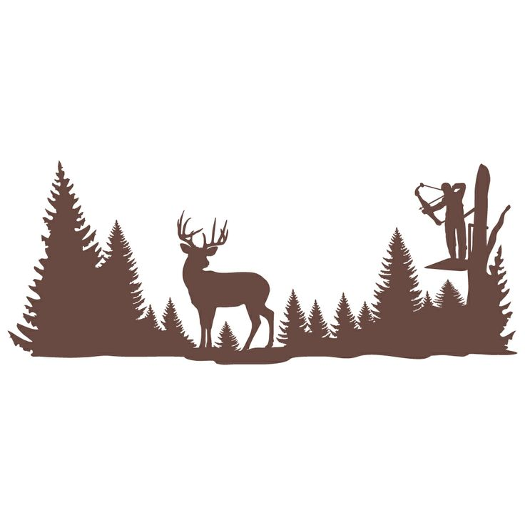 78 best deer wall decals images on pinterest animal wall for Deer wall mural