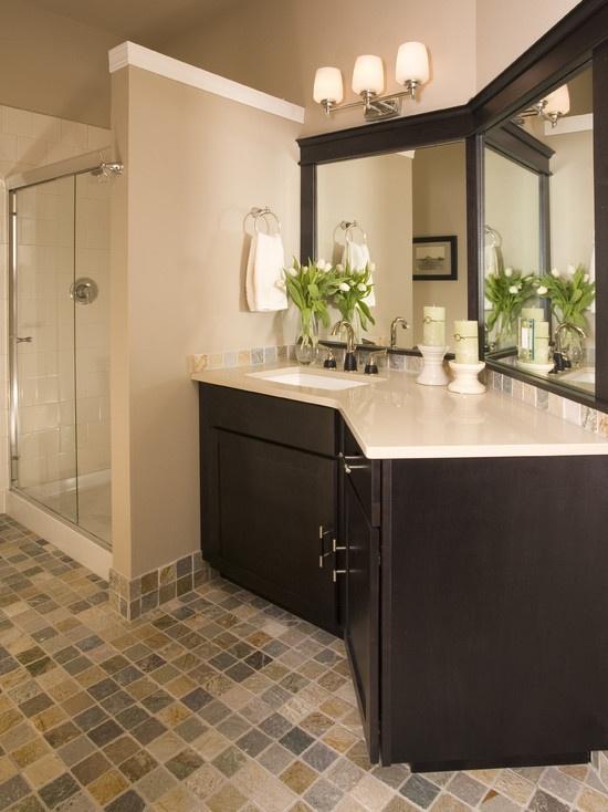 BATHROOM U2013 Basement Bathroom Remodel   Traditional   Bathroom   Seattle    Studio Home / Hill Custom Homes