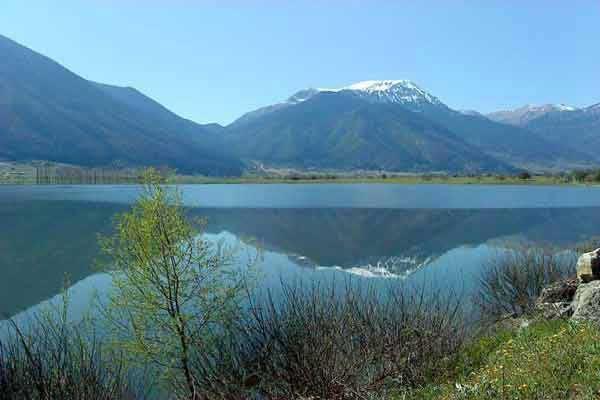 Stymphalia Lake