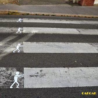 Arte di Strada I cartelli della segnaletica stradale, dai quali siamo…