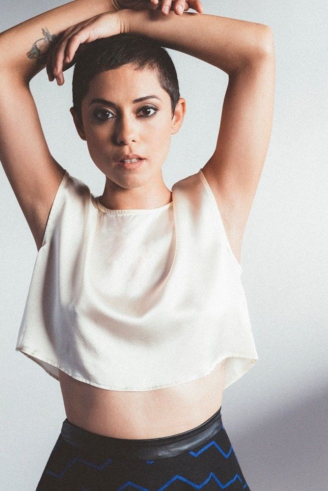 Rosa Salazar Photo Shoot - Brenda (The Maze Runner) Photo ...