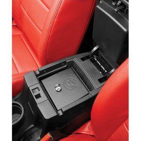 Bestop® Interior Console Lock Box for 11-14 Jeep® Wrangler & Wrangler Unlimited JK