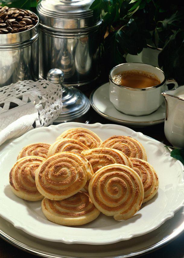 Unser beliebtes Rezept für Blätterteig-Marzipanschnecken und mehr als 55.000 weitere kostenlose Rezepte auf LECKER.de.