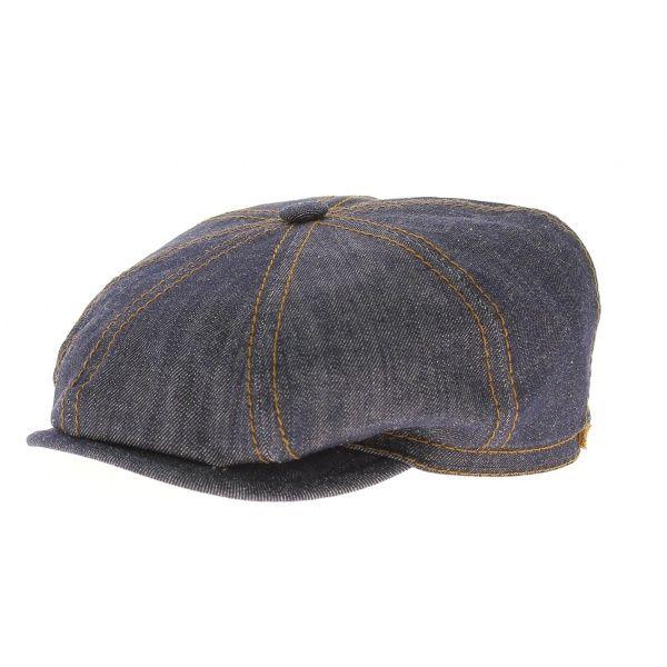 Casquette Fairbank Denim - casquette stetson