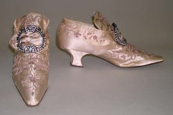 Hellstern and Sons (French)  Slippers  1908–14
