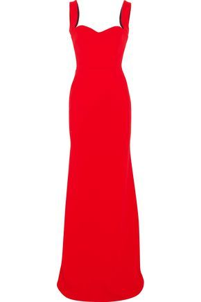 Red evening gown by Victoria Beckham - ON SALE NOW!