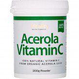 Bio Acerola Vitamin C Pulver