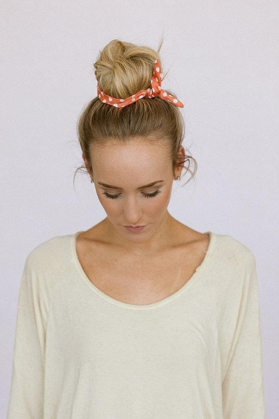 5 Gorgeous Bun Hairstyle Tutorials For You Easy Hair Tutorial