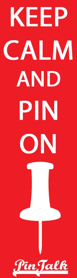 How Pinteresting - Keep Calm and Keep Pinning  https://plus.google.com/113581495885591734400?rel=author