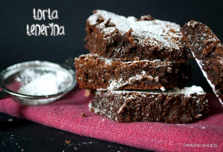 Pamcakes: TORTA TENERINA