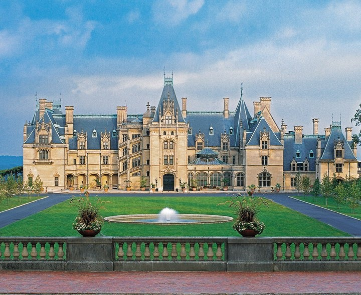 70 best the magic of biltmore estate images on pinterest biltmore biltmore house is a chteauesque styled mansion in asheville north carolina built by george washington vanderbilt ii between 1889 and love this place malvernweather Images