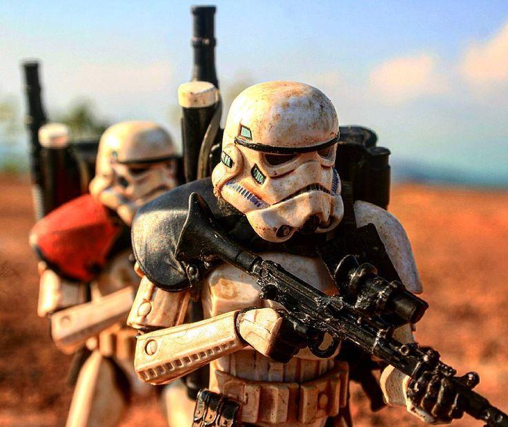 Sandtroopers / @clonetrooper_life66