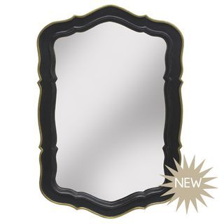 Dynasty Mirror. Powder Room