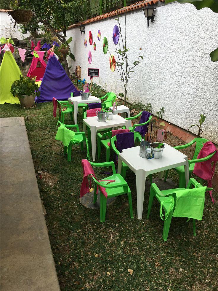 Cuidamos cada detalle para que tu celebración sea única! Las mejores fiestas temáticas las tenemos aquí en Luziana's Bambine. Presupuestos y contrataciones 📱0412-2403152 0414-2889629 ✉️luzianasbambine@hotmail.com  #fiesta #party #garden #gardenparty #teepeeparty  #picnic #jardin  #girls #niñas #girlsparty #bff #teepeelove #birthday #cumpleaños