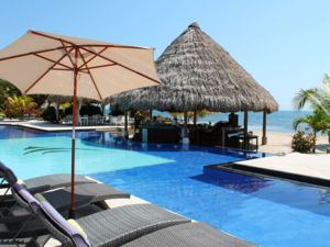 The #BelizeOceanClub, Maya Beach, #Placencia, #Belize #Beach #Vacations #SabreWingTravel