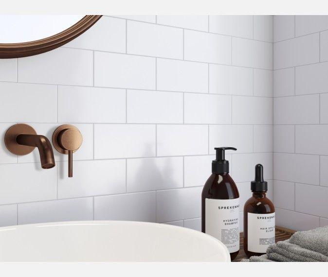 Mini Matt Flat White Wall Tiles White Wall Tiles White Flats White Walls