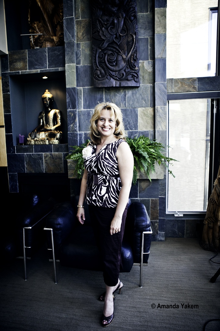 Our first ever guest speaker Debra Kasowski, Founder of the Millionaire Woman Club and Co-Author of GPS Your Best Life.