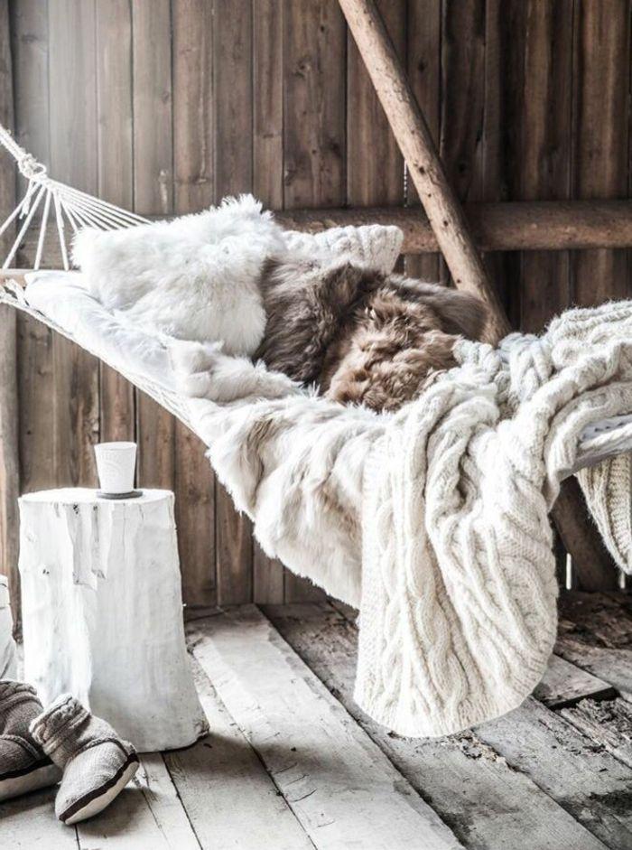 plaide fourrure plaid fausse fourrure pas cher interieur rustique en bois massif