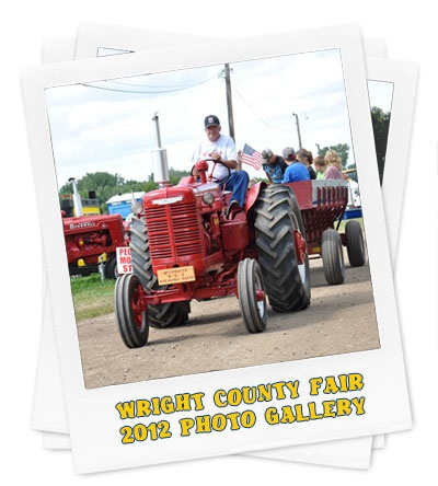 Wright County Fair - July 31 to August 4, 2013 - Howard Lake, MN