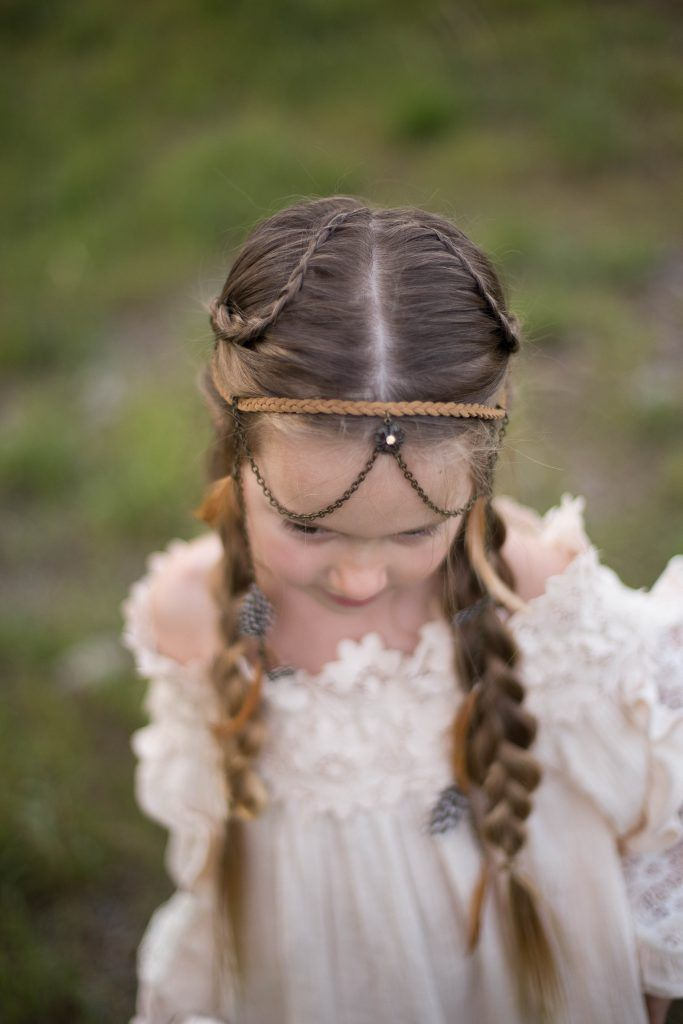 Boho Side Braids | Cute Girls Hairstyles