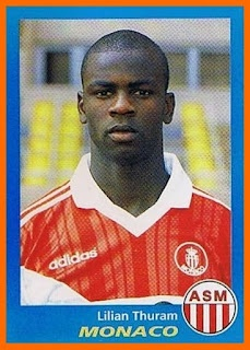 Lilian Thuram, AS Monaco
