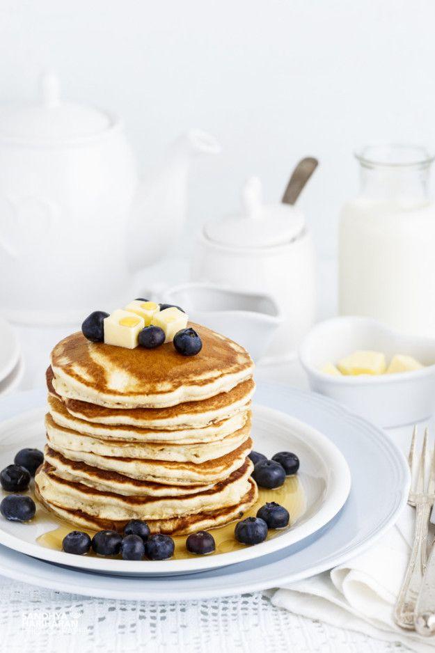 15 συνταγές για pancakes που σε κάνουν να λιώνεις