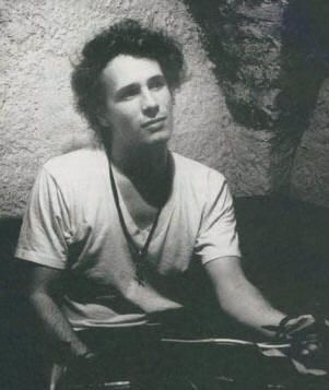 Used to keep a little paper pic of this in my wallet. Jeff Buckley.