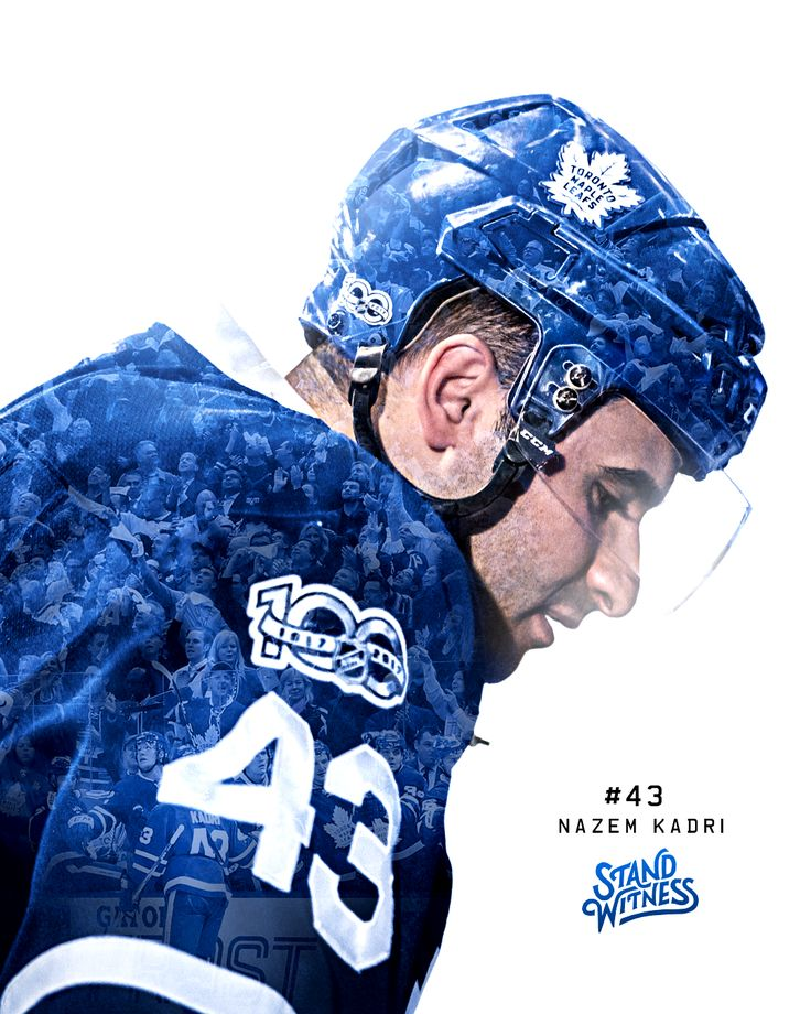 Nazem Kadri - The #StandWitness Season Series June 4, 2017