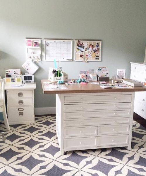 Love Seeing Our Martha Stewart Living™ Craft Space Furniture