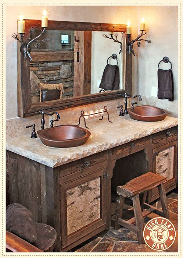 <3 how the sinks are mounted