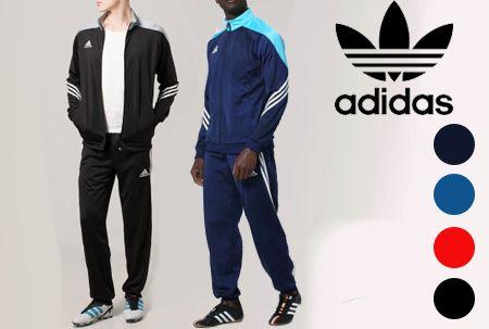 Adidas Tracksuit trainingspak   Sporten in comfort en stijl