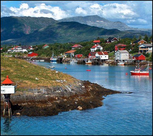 Brønnøysund, Norway