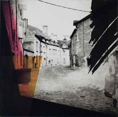 Betty Christine Fog - Rue de village