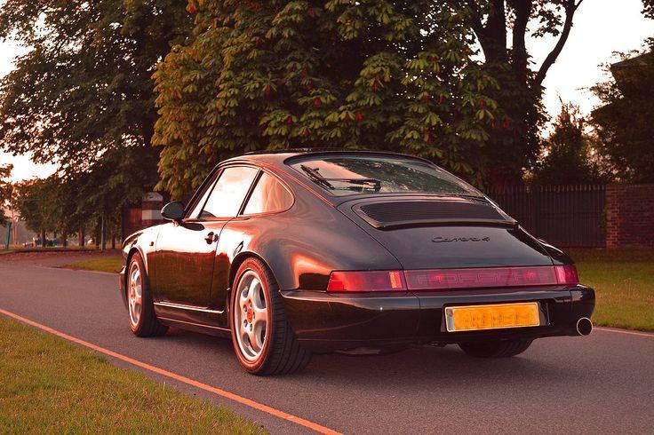 Porsche 911 964 Carrera4