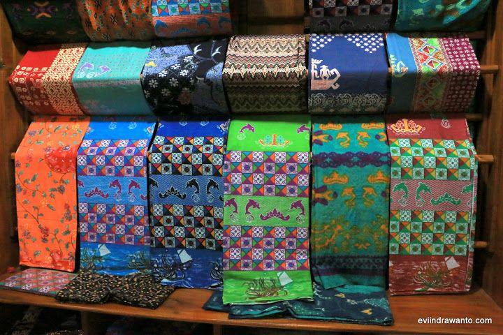 Festival Teluk Semaka 8 - Mengenal Batik Tanggamus
