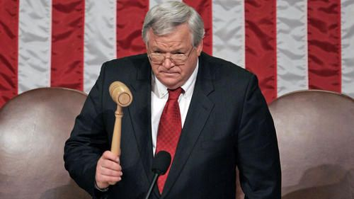 "Former House Speaker Dennis Hastert indicted: Dennis Hastert stumbled into political power amid a Republican sex scandal in 1998. He became the longest-serving Republican House speaker in U.S. history, but remained so proud of his days as a small-town high school teacher and wrestling coach that he relished the Capitol Hill nickname ""Coach."" But this week those once-idolized small-town roots caught up with him. Federal law enforcement officials said Hastert had paid $1.7 million over the…"