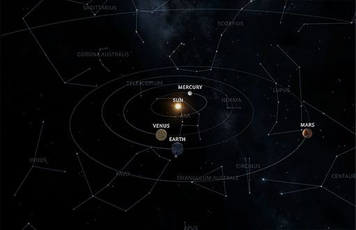 our amazing solar system - photo #28