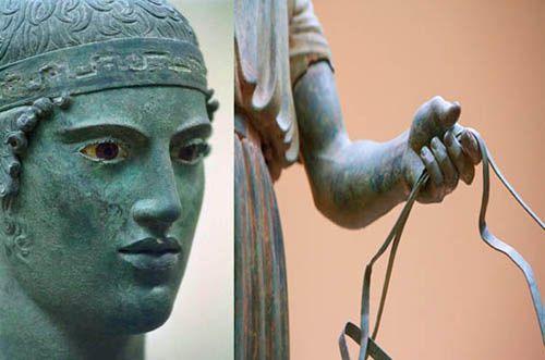 Τα απίστευτα μάτια του Ηνίοχου [εικόνες] | iefimerida.gr