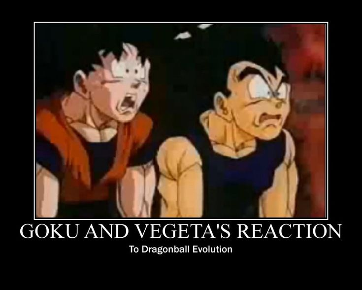 Goku and Vegeta Poster by TheWanderingHero.deviantart.com on @deviantART