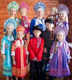 Image result for traditional russian clothing for men