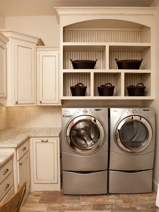 Laundry Room Design, Pictures, Remodel, Decor and Ideas - page 31