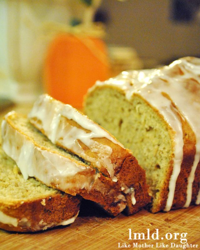 Pineapple Guava Sweet Bread #lmldfood